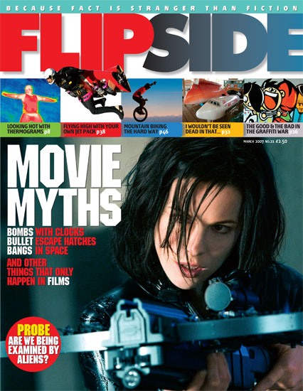 Movie Myths issue cover