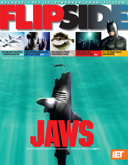Shark Jaws cover