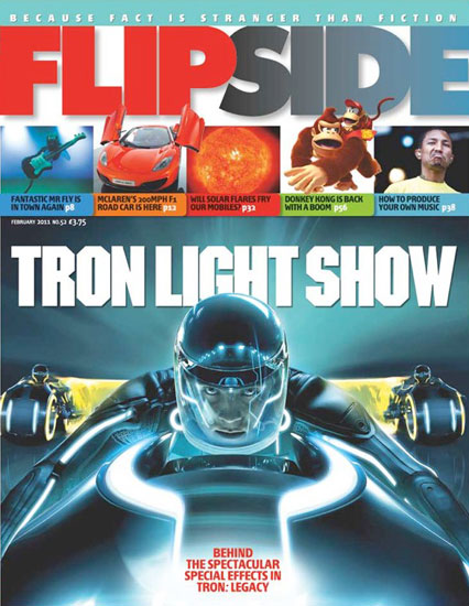 Tron cover