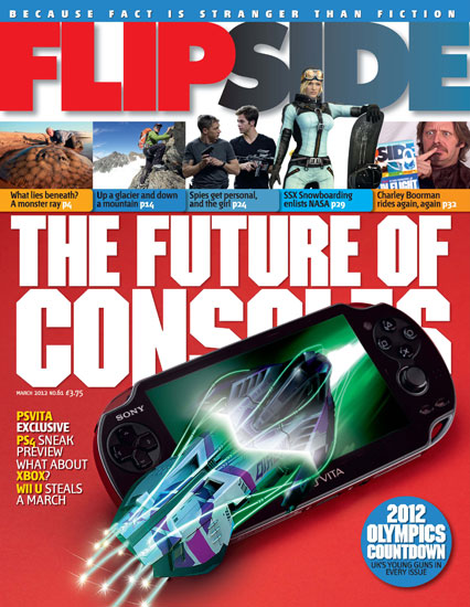 Consoles cover