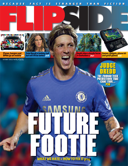 Future of football cover